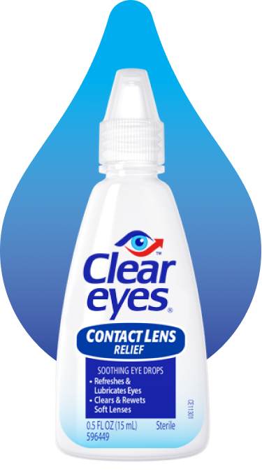Contact Lens Relief